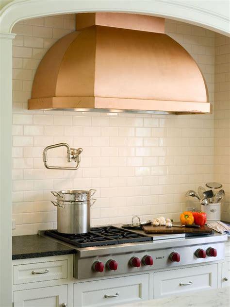 Copper Kitchen Exhaust by Copper Kitchen Transitional Kitchen Alisberg