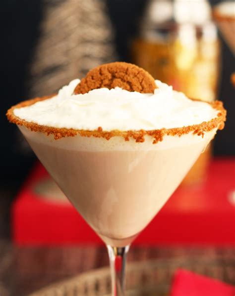 gingerbread martini recipe simple gingerbread martini