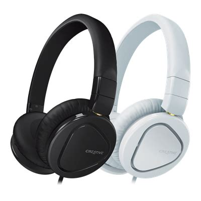 Creative Hitz Ma2300 Premium Headphone Headset For And Calls creative communication headsets your and calls
