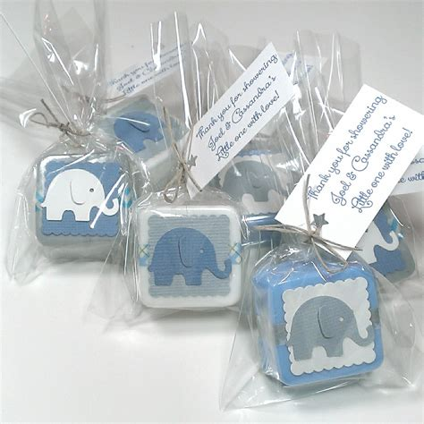 baby shower favors elephant 24 baby shower favors elephant theme baby shower decor