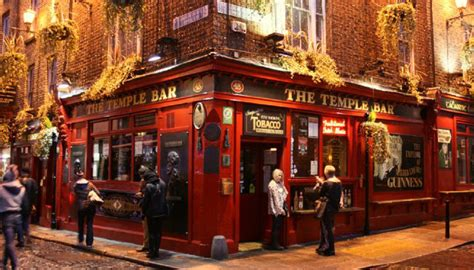 top bars in dublin top 5 bars in temple bar dublin