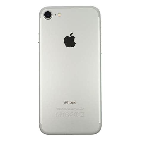 apple iphone 7 32gb silber b ware bei notebooksbilliger de