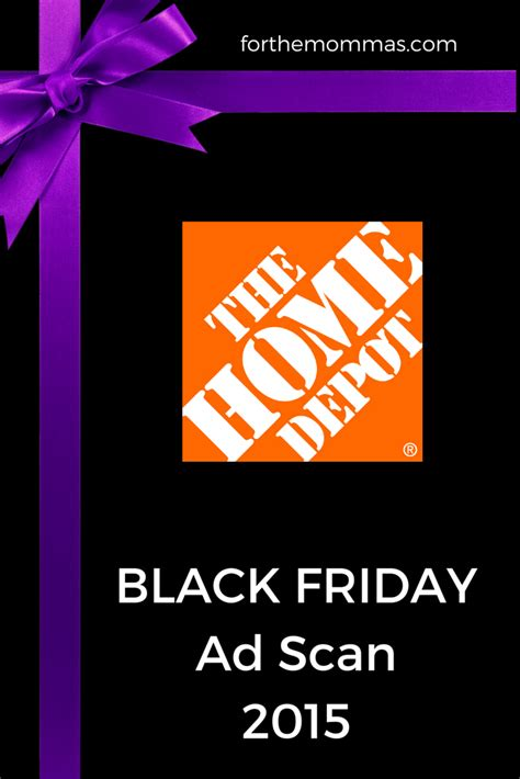 home depot s black friday ad 2015 save on appliances