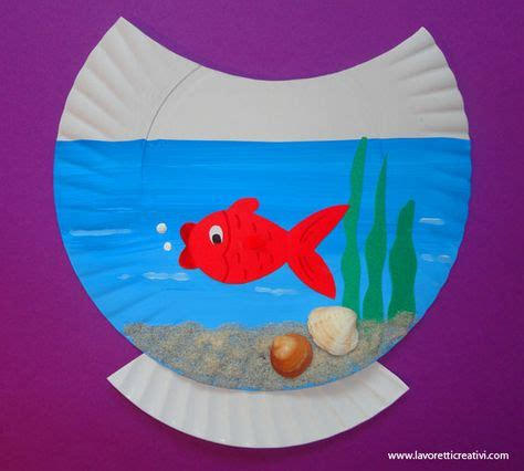 Paper Fish Bowl Craft - 1000 ideas about fishbowl craft on paper