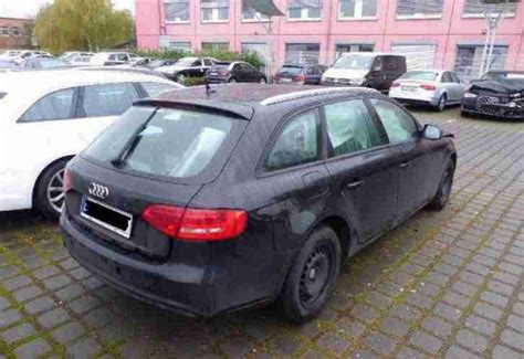 Audi A4 Unfall by Audi A4 Avant 2 0 Tdi Dpf Attraction Unfall Tolle