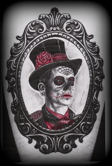 day of dead tattoo 44 day of the dead tattoos gallery