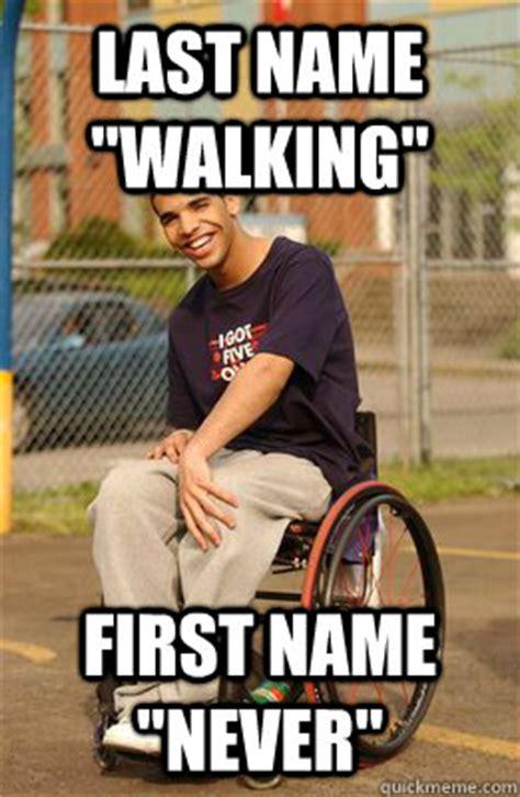 Wheelchair Meme 28 Images Trending - drake meme wheelchair last name memes