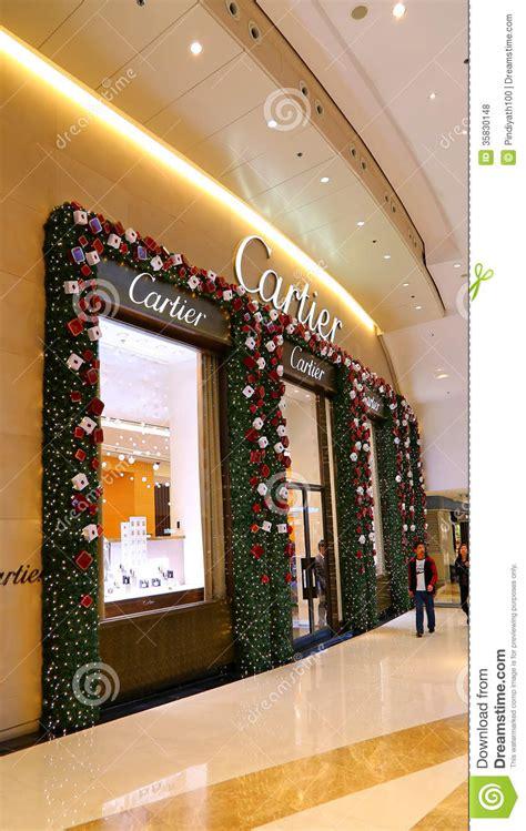 image gallery hong kong luxury cartier boutique hong kong editorial stock photo image
