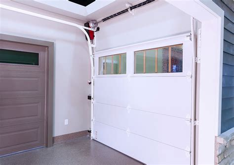 High Lift Garage Door Conversion High Lift Garage Door Conversion For Car Lift