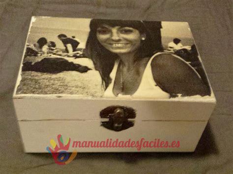como decorar cajas de madera en vintage caja vintage manualidades faciles