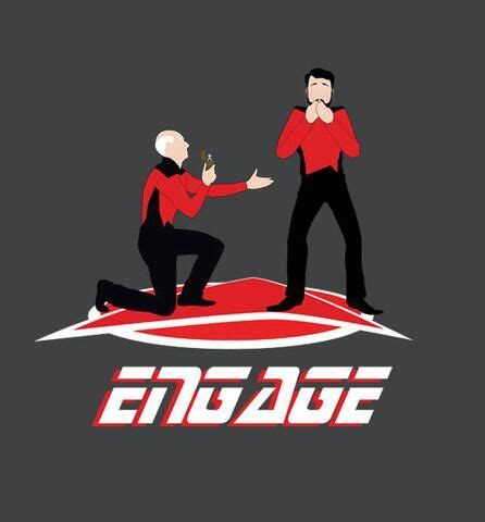 Kaos Trek Engage Premium Quality 1000 images about trek on seven of nine leonard nimoy and generation pictures