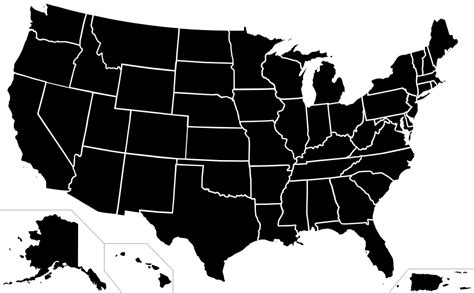 america map black file h1n1 usa map svg wikimedia commons