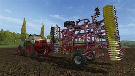 Fs 119 Crop Top Imp V 228 Derstad Pack Fs17 Farming Simulator 17 2017 Mod