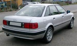 B4 Audi File Audi 80 B4 Rear 20080715 Jpg Wikimedia Commons