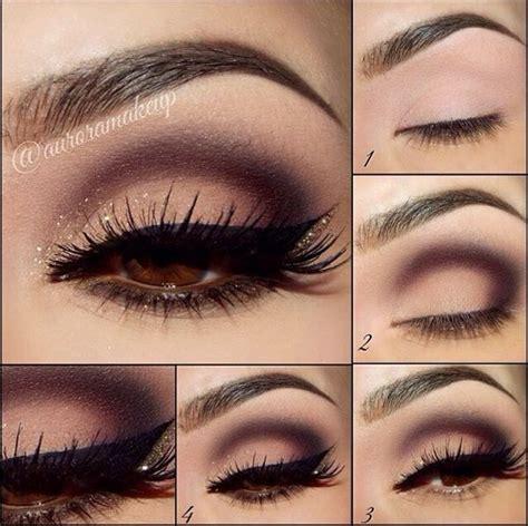 eyeshadow tutorial cut crease cut crease smokey eye hair makeup nails pinterest