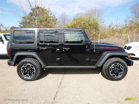 jeep black 2016 black 2016 jeep wrangler unlimited rubicon rock 4x4