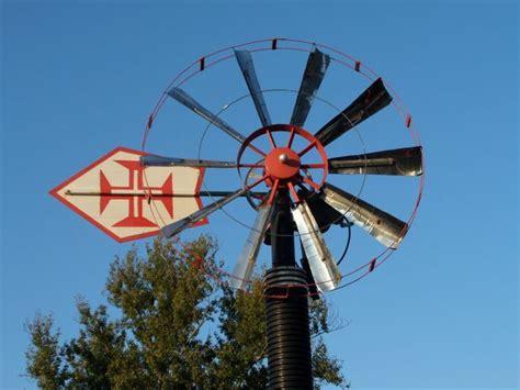 wind generator with car alternator makezilla