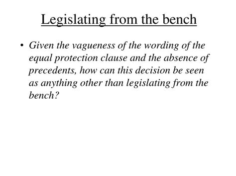 legislating from the bench legislating from the bench 28 images was justice