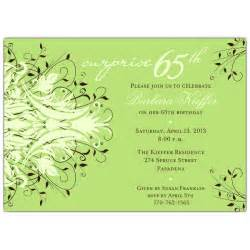 andromeda navy surprise 65th birthday invitations paperstyle