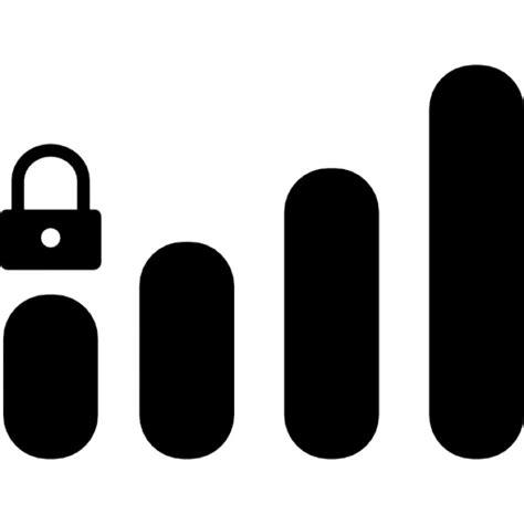 icone wifi avec cadenas wifi prot 233 g 233 symbole de connexion pour les t 233 l 233 phones