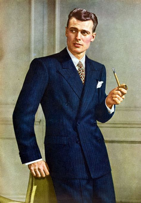 1940s mens fashion hairstyles