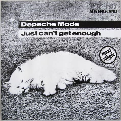 I Just Cant Get Enoughblazers by Depeche Mode Just Can T Get Enough Vinyl At Discogs