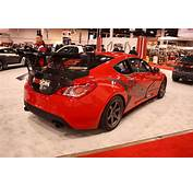 Modified 2010 Hyundai Genesis Coupe Ready For Redline Time
