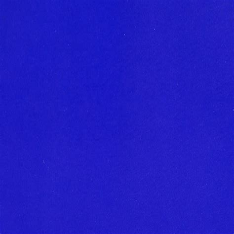 Yves Klein Blue by Without Beginning Or End Yves Klein S Monotone Silence