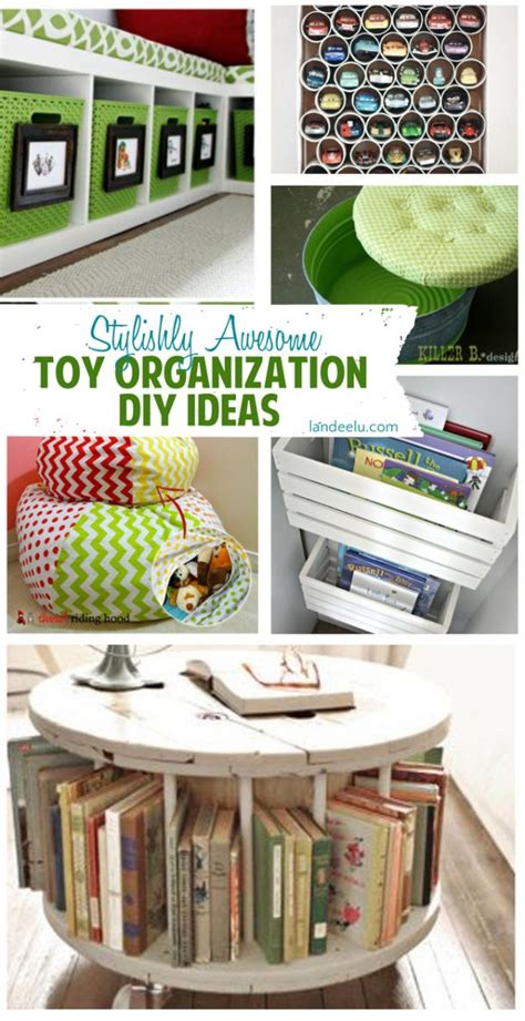 Toy Organization Ideas | toy organization ideas landeelu com