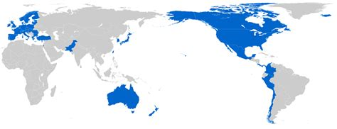 australia global map trade in services agreement