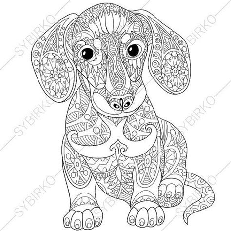 puppies coloring pages for adults 1434 best coloring pages images on pinterest adult