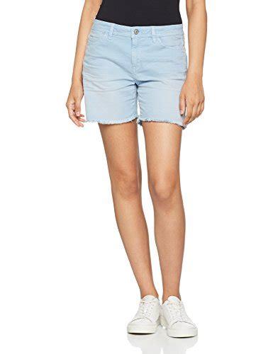 edc by esprit shorts light blue lavender ed121s015 hosen edc by esprit f 252 r frauen g 252 nstig kaufen