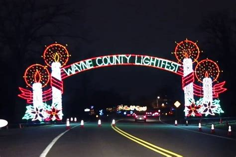 wayne county lightfest after5 detroit