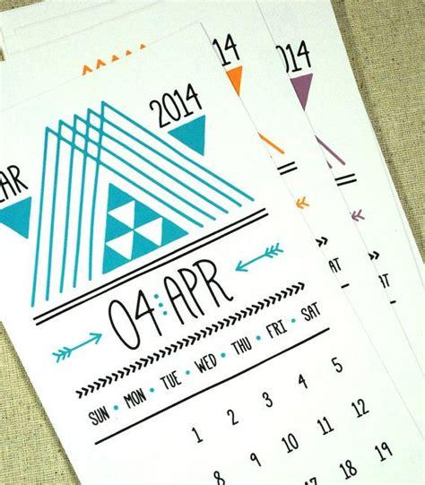 printable monthly desk calendar 2014 121 best images about diy calendar on pinterest free