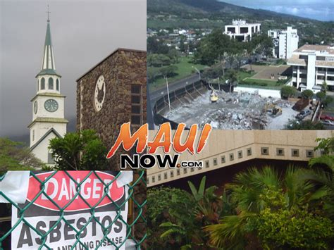 Kihei Post Office by Now Audit Wailuku Post Office Demolished After