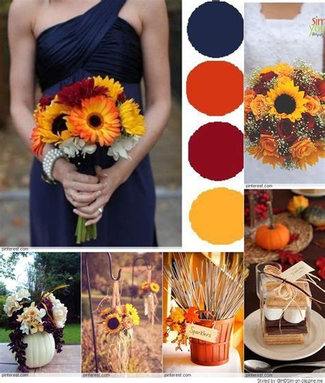 Romantic Fall Wedding Ideas & Inspirations   :: CLIPZINE