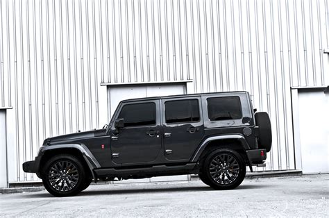 kahn jeep jeep wrangler gets restored and tweaked by project kahn