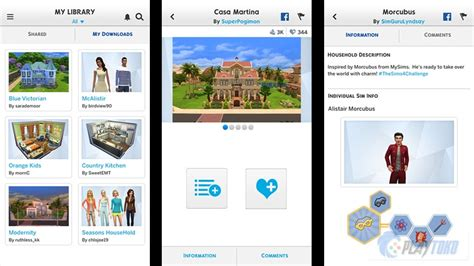 aplikasi membuat sim online the sims 4 gallery aplikasi companion the sims 4 untuk