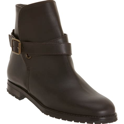 manolo blahnik boots manolo blahnik sulgamaba ankle boots in brown fondent