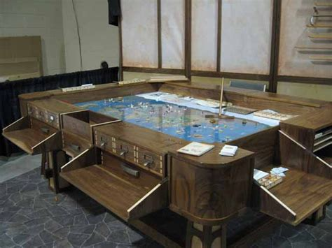 Gaming Table by Gift Ideas For Geeks