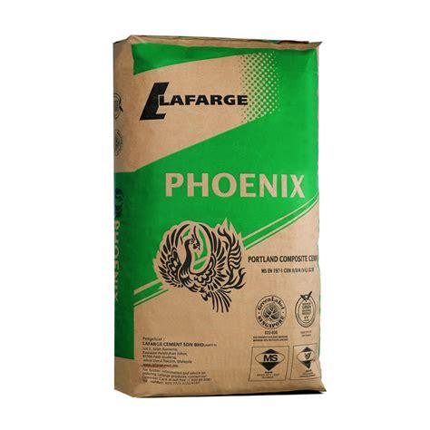 Bathroom Floor Paint Lafarge Phoenix Portland Composite Cement Pcc 50kg
