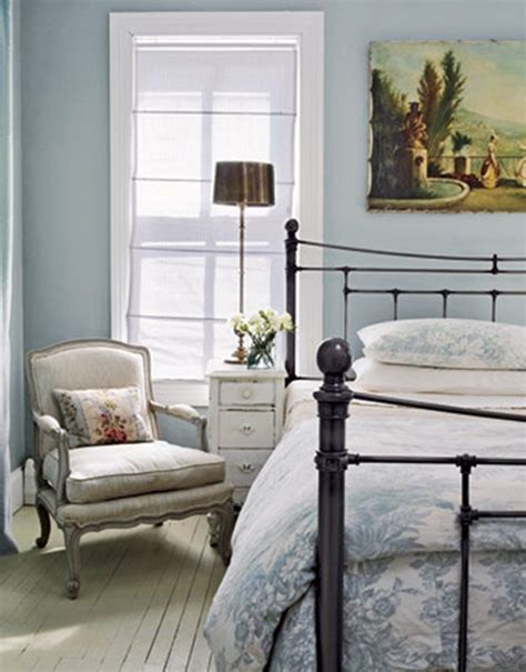 french style bedroom in light blue home decorating ideas heir and space decorating with cool colors