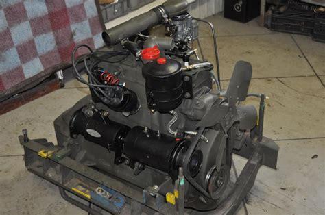 silnik engine motor l 134 jeep willys