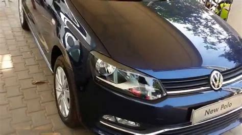 volkswagen polo white colour volkswagen new polo walkaround and colors 2015 youtube