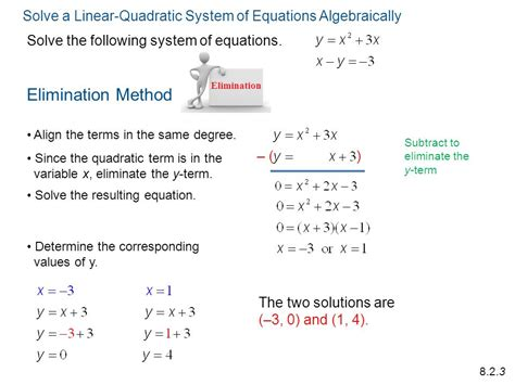 Linear Quadratic Systems Worksheet by 100 Quadratic Systems Of Equations Worksheet Linear