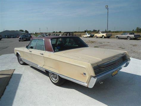 1968 Chrysler New Yorker For Sale by 1968 Chrysler New Yorker For Sale 1802232 Hemmings