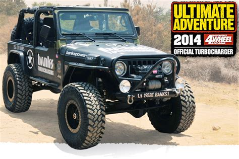 Ultimate Jeep Banks Power Jeep Ultimate Adventure