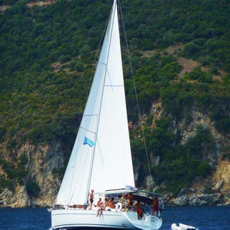 zeiljacht cursus zeiljacht huren griekenland ionische zee lefkas zelf