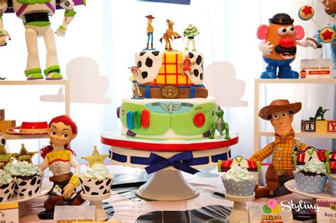 toy story themes party kara s party ideas toy story themed birthday party kara