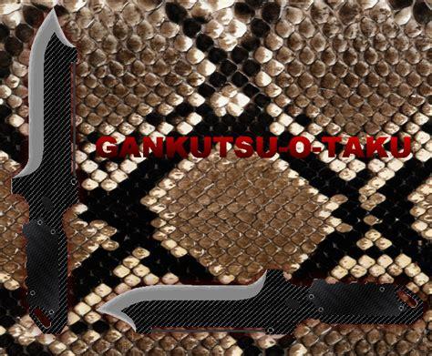 Snake Papercraft - solid snake s stun knife papercraft papercraft paradise
